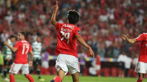"""João Félix: """"I shivered""""   SL Benfica"""