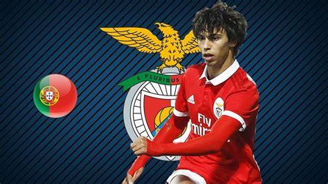 JOAO FELIX   SL Benfica   Goals, Skills, Assists   2017 ...