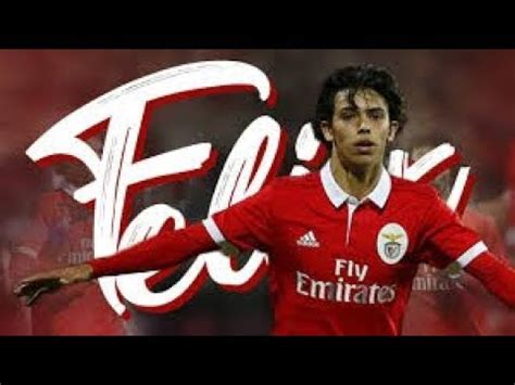 JOAO FELIX | SL Benfica | Goals, Skills, Assists | 2018 ...
