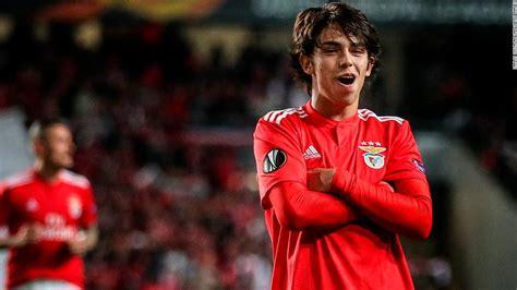Joao Felix: The Benfica teen hailed as the next Cristiano ...