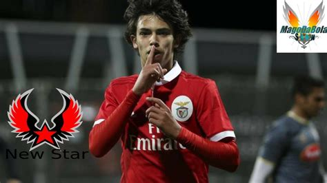 JOÃO FELIX  The stars that Benfica is waiting for!   YouTube