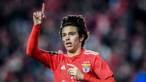 Joao Felix to Join Atletico Madrid on 5 Year Deal With ...