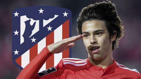 Joao Felix wants to surpass Atletico s Portuguese legends