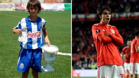 Joao Felix Was Released By Porto Due To  Slight Frame  At ...
