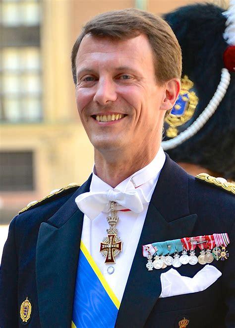 Joaquín de Dinamarca   Wikipedia, la enciclopedia libre