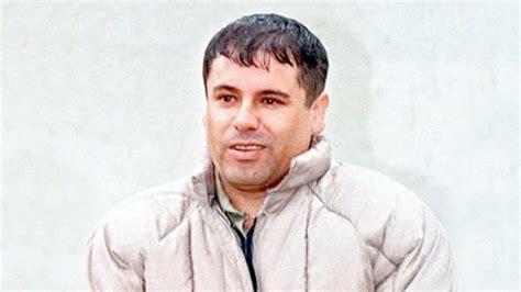 Joaquín  El Chapo  Guzmán Loera   RT