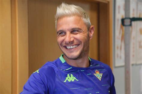 Joaquín Sánchez se presenta al chequeo médico del Betis de ...