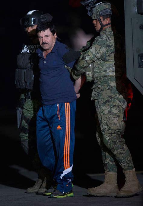 Joaquín 'El Chapo' Guzmán, el primer 'regalo' para Donald ...
