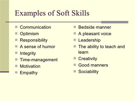 Job Searching 101 Skills Employers Look For