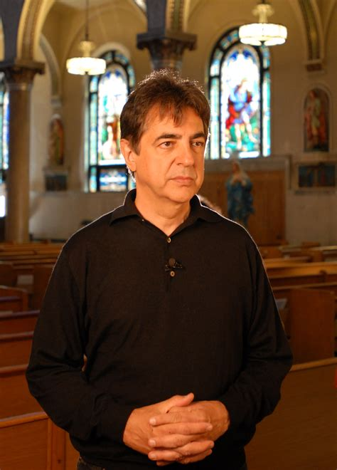 Joe Mantegna Video   The Shrine of Our Lady of Pompeii