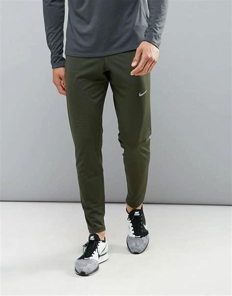 Joggers verdes Dri Fit OCT65 620067 331 de Nike Running | ASOS