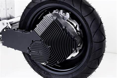 Johammer: alta velocidad en una motocicleta eléctrica ...