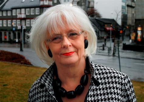 Jóhanna Sigurðardóttir: The gender pay gap is now the most ...