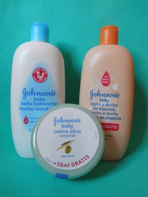 Johnson´s Baby gama baño