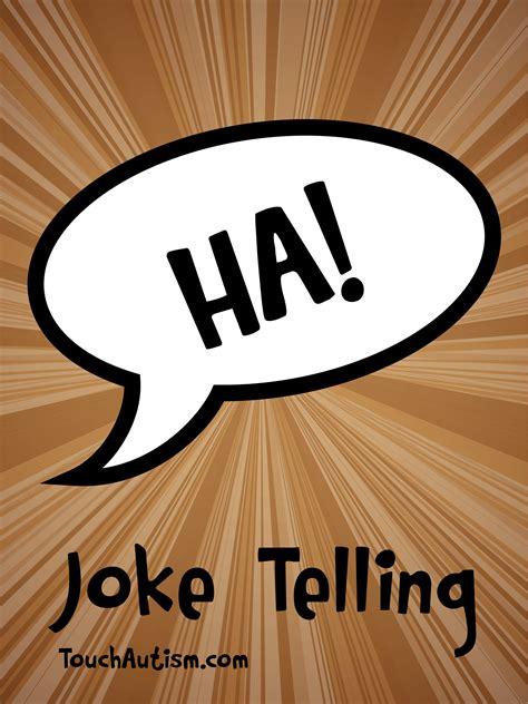 Joke Telling Social Story   Touch AutismTouch Autism