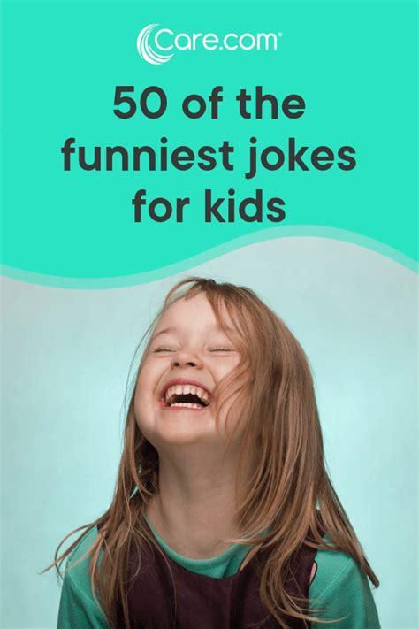 Jokes for kids: 50 funny jokes that will crack kids up ...