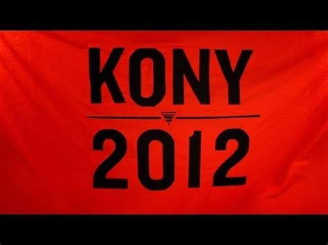 Jon discusses his views on Invisible Children s  Stop Kony ...