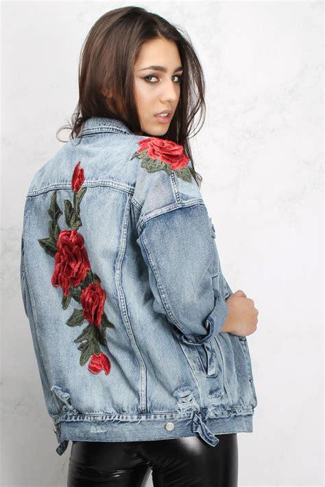 Jonny Chronnic   Denim jackets, Rose and Coats