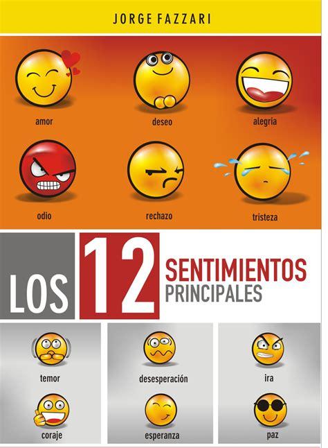 Jorge Fazzari Blog : Los 12 sentimientos principales