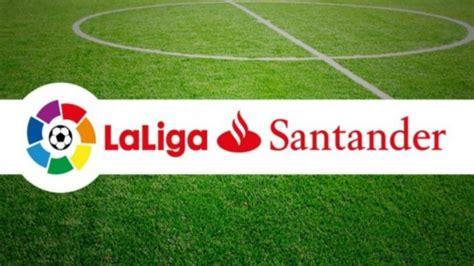 Jornada 1 de LaLiga Santander: partidos, horario ...