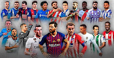 Jornada 24 Liga Santander 2019 | Partidos, Horarios y TV