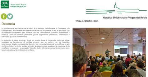 Jornada de Puertas Abiertas, Hospital Universitario Virgen ...