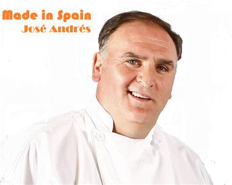 José Andrés estrena Made in Spain en la 2 de Televisión ...