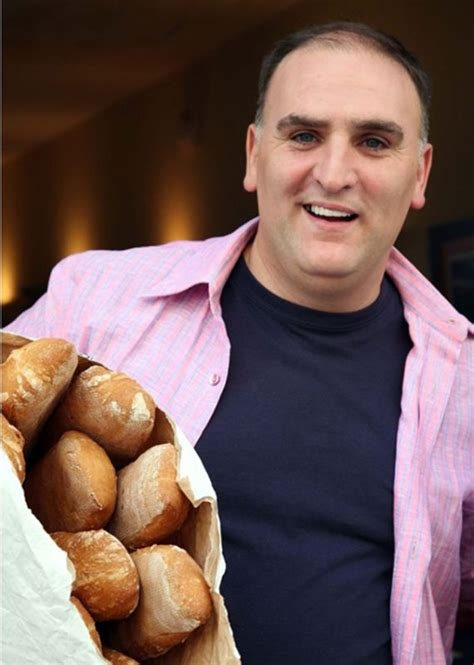 Jose Andres is a Spanish American chef famous for bringin...