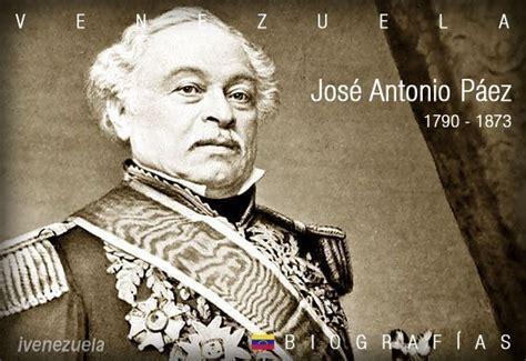 José Antonio Páez   Biografía   Viajes por Venezuela