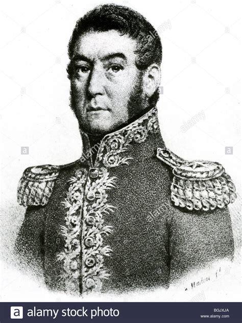 JOSE de SAN MARTIN  1778 1850  who liberated Chile and ...