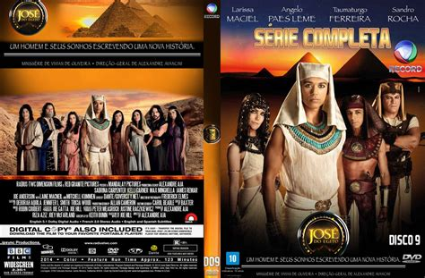 JOSÉ DO EGITO – COMPLETA  2015  DVD R CUSTOM
