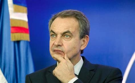 José Luis Rodríguez Zapatero llama a poner a Estados ...
