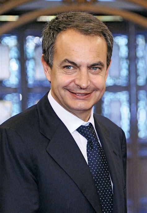 José Luis Rodríguez Zapatero | prime minister of Spain ...