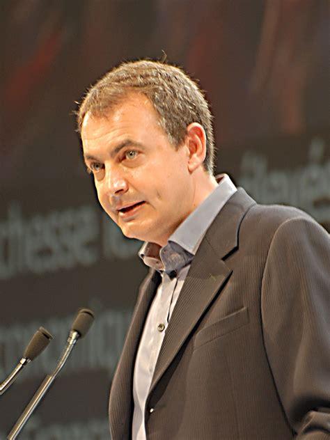José Luis Rodríguez Zapatero   Wikiquote