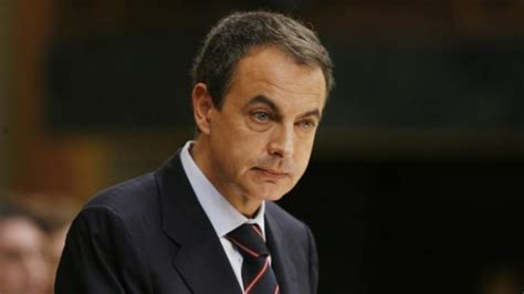 Jose Luis Zapatero respaldó a la oposición iraní que ...