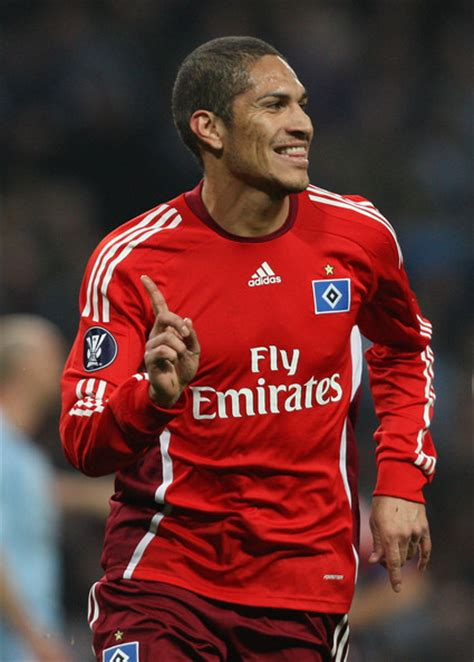 Jose Paolo Guerrero career stats, height and weight, age