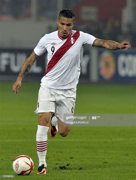 Jose Paolo Guerrero | Getty Images