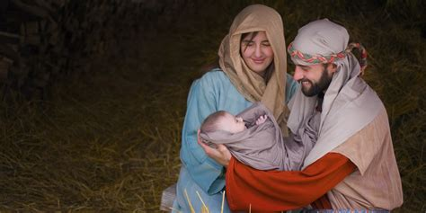 Joseph, Father Of Jesus: The Quiet Heroism Of A Christian ...