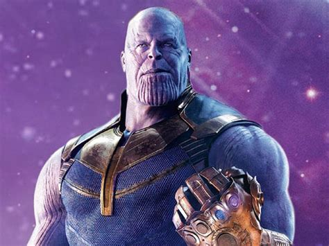 Josh Brolin svela il motivo per cui ha interpretato Thanos ...