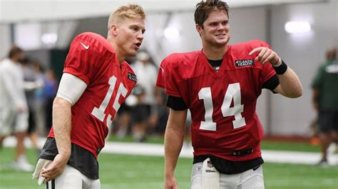 Josh McCown best mentor that Sam Darnold could have | Newsday
