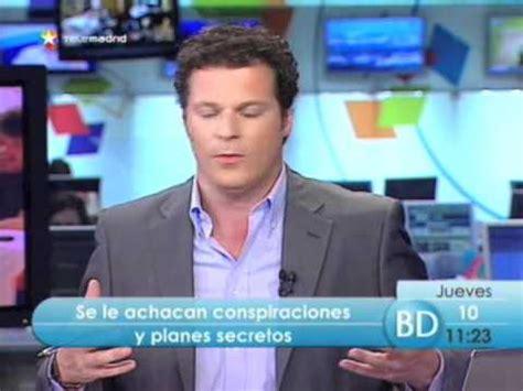 JOTA ABRIL EN INFORMATIVOS TELEMADRID   YouTube