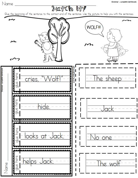 Journeys First Grade Jack and the Wolf | Journeys first ...