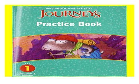 Journeys Practice Book Grade 1: 2 [P.D.F_book]@@