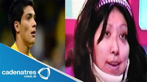 Joven acusa al futbolista Raúl Jiménez por golpearla   YouTube