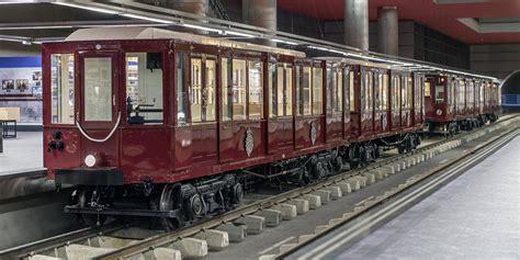 Joyas históricas en Chamartín   Metro de Madrid