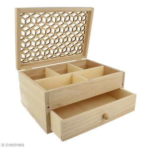 Joyero de madera   Diseño calado   19,8 x 15 cm   Joyero ...
