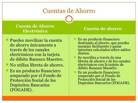 Juan Carlos Escotet: Características de las Cuentas de ...