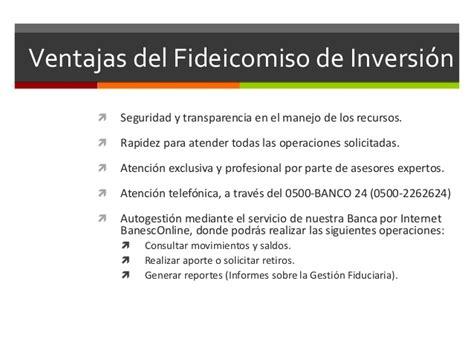 Juan Carlos Escotet Rodríguez: Fideicomisos Banesco