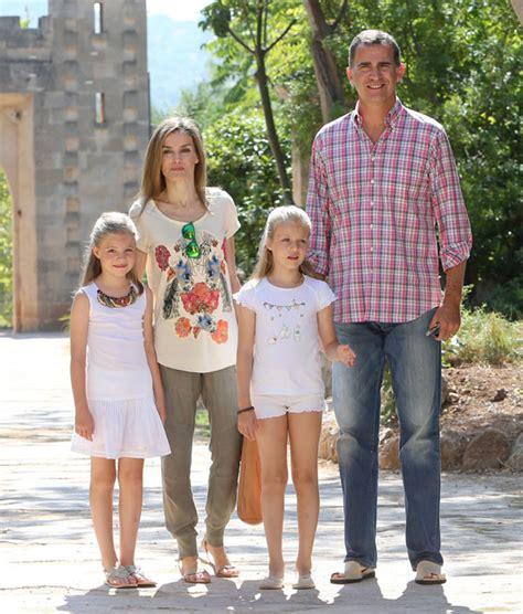 Juan Carlos quería el divorcio de Felipe y Letizia y ...