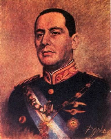 Juan Domingo Perón. Imagem: Enciclopédia Delta Larousse.